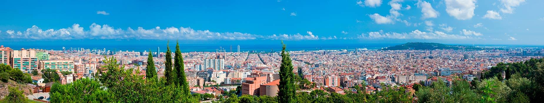 Busrondreis Barcelona