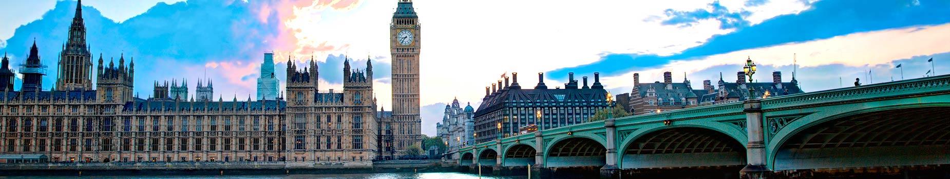 Busrondreis Londen