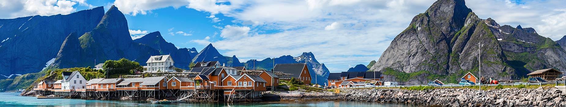 Busrondreis Noorwegen