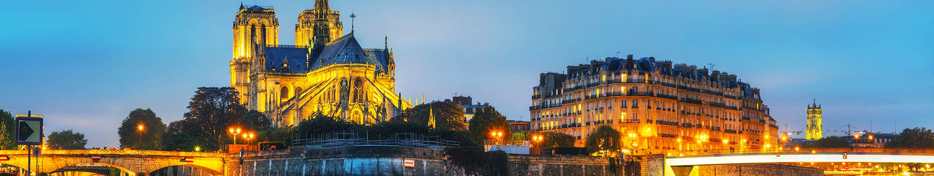 Busrondreis Parijs