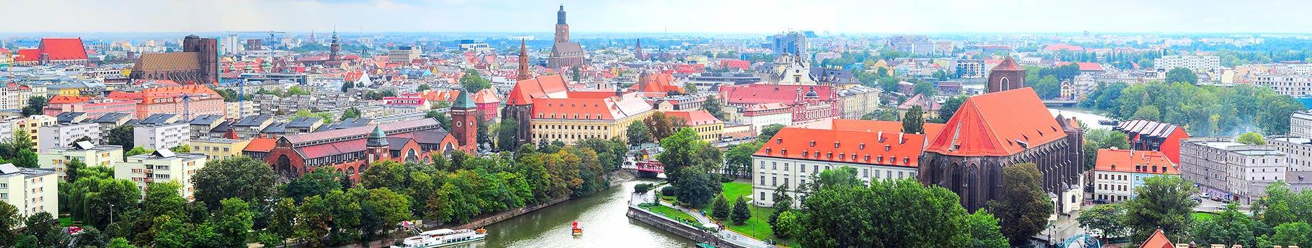 Busrondreis Polen