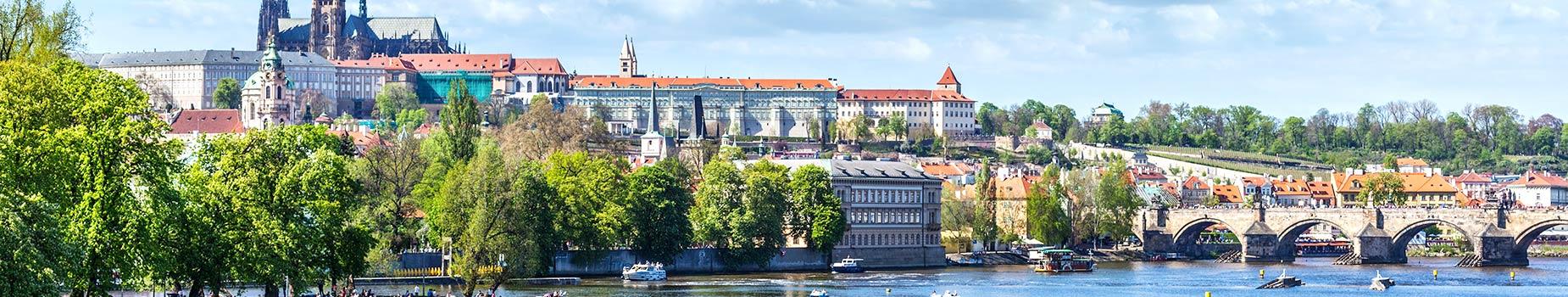 Busrondreis Praag