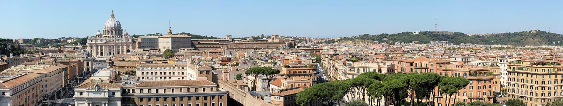 Busrondreis Rome