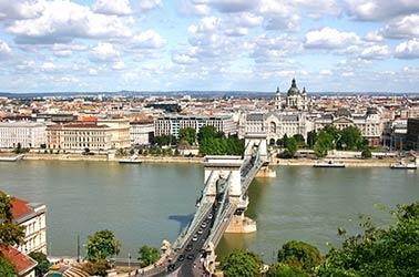 hongarije gebouwen