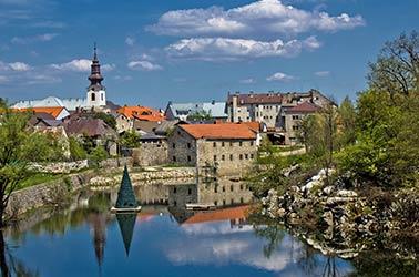 kroatie gebouwen