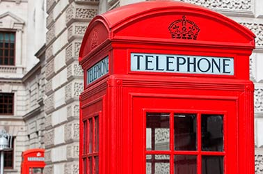 london telefooncel