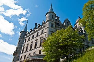 schotland kasteel