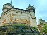 kasteel slowakije