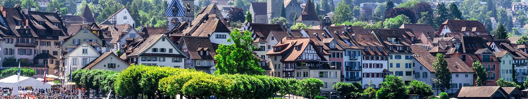 Busrondreis Zwitserland