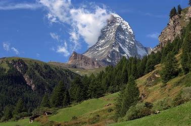 zwitserland berg